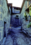 Alley of Byegone Portugal, in 1978