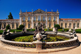 The Royal Palace and the Fountain