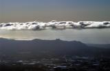 Sintra Mountain, Descending Trough the Clouds