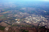 Manchester From Air