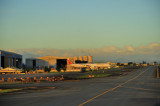 Manila Arrival at Sunset, w/ Phillippines -B777