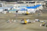 Narita Cargo Area w/ Polar-DHL
