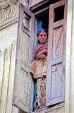 Window Peeping: Women's Only Choice...