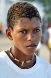 Pretty Cap Verdean Boy