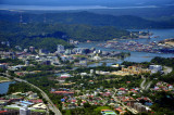 Bandar Seri Begawan, From Above