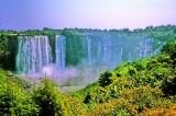 Duque de Braganca Waterfalls, 45 Years Ago