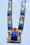 Blue Scarabee Necklace