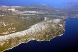 The Limestone Karstic Mountains