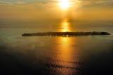 Last Maldives Sunrise