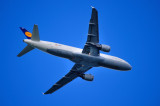 Lufthansa A320, D-AIQS