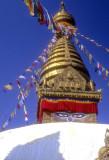 Eye Of The Stupa