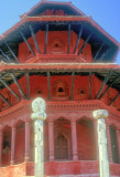 Red Pagoda Temple