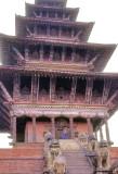 Wood And Bricks Pagoda. And Now?