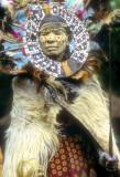 Mighty Kikuyo Warrior Chief