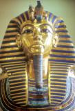 King Tutankhamum Mask Frontal