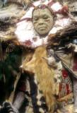 Full Kikuyu Chief Regalia