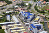 Gadong Shopping Area And Hotels