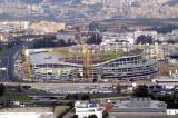 Sporting Stadium, Building