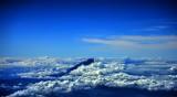 The Clouds Hugging Fuji-San