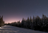 Ciel nocturne d'hiver / Winter night sky
