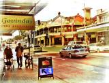 West End Street Scene
