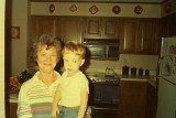 Grandmother Marie and Clay