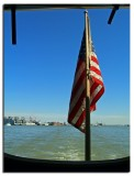 Leaving Fort McHenry
