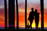 Silhouettes @ Sunset