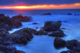 Asilomar Cove Sunset