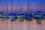 Long Beach Moonlight Sail
