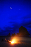 Cannon Beach Starlight