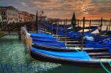 Venice Gondos @ Sunrise