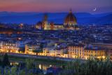 Florence Twilight