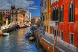 Venice Maze of Canals