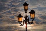 Venice Sunrise Glow