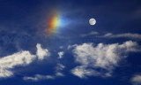 Moonlight Rainbow