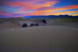 Sunrise Death Valley Dunes