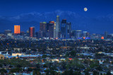 Los Angeles Winter Moonlight