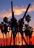 Venice Sunset Neon