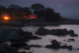 Pacific Grove Misty Moonlight