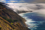 Big Sur Hwy 1 Above The Clouds
