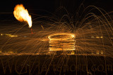 Naples Steel Wool FireBreather