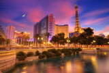 Paris Ballys Moonrise