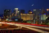 Las Vegas Skyline 15 Fwy