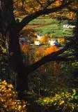 Autumn in East Orange Vermont