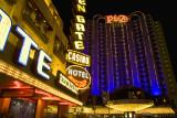 Fremont Street Neon Las Vegas
