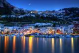 Capri Harbor Twilight