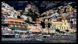 Arriving to Positano