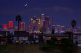 Los Angeles Winter Moonlight