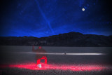 Death Valley Racetrack Starlight